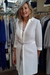 Ronald Joyce dress and coat #112