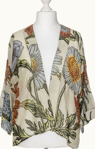 100 stars kimono/Latin flower
