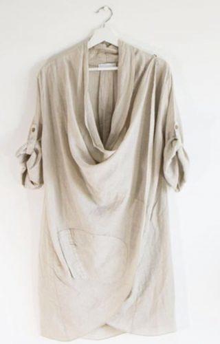 Linen jacket #601