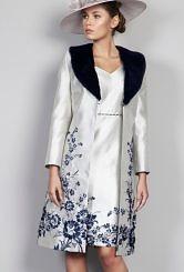 Dress and coat #700